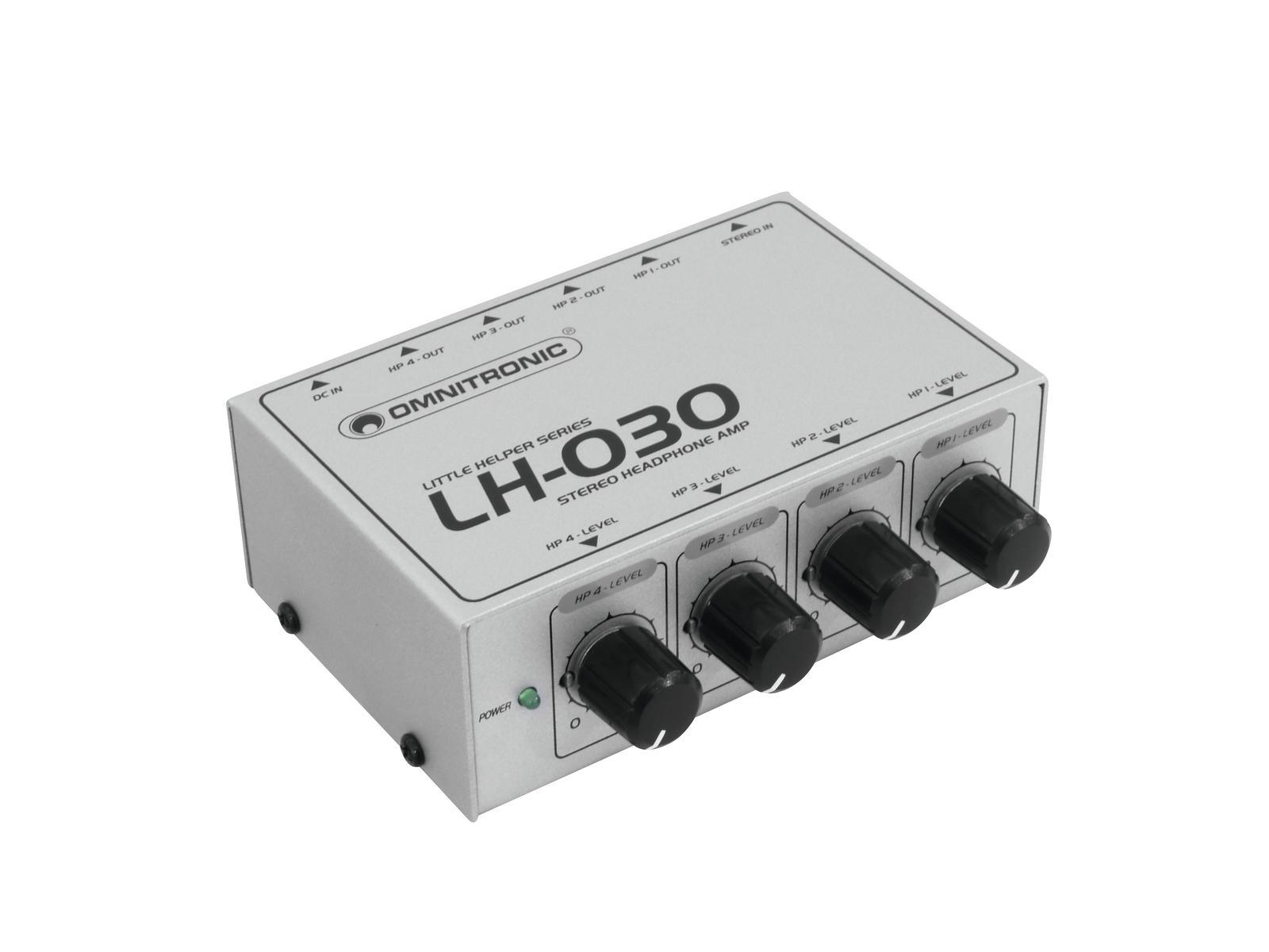 Hovedtelefon forstærker LH-030