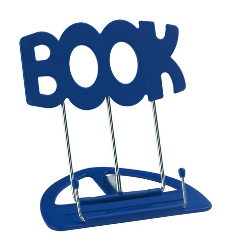 Image of   K&M bord-nodestativ blå, kasse med 12 stk