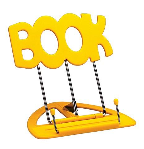 K&M bord-nodestativ gul, kasse med 12 stk