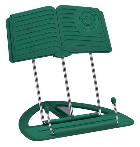 K&M nodestativ grøn, kasse med 12 stk