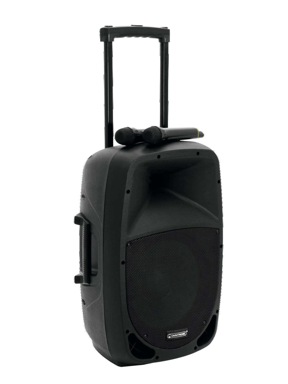 Image of   Omnitronic MES-12BT2 Wireless PA system