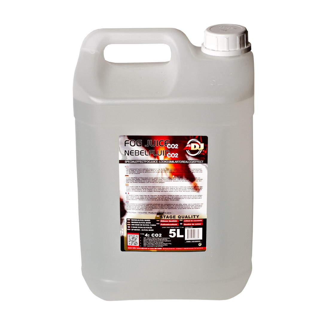 Image of   ADJ Fog Juice CO2 - 5 Liter