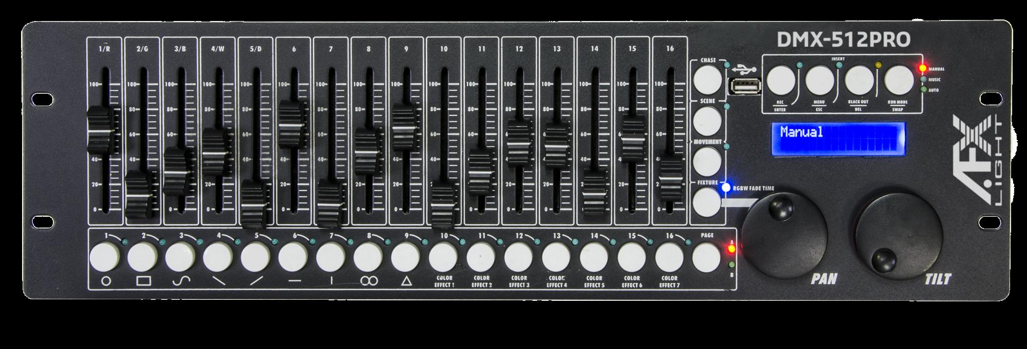Image of   AFX DMX controller