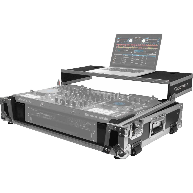 Billede af Odyssey flightcase til Denon MCX8000 DJ