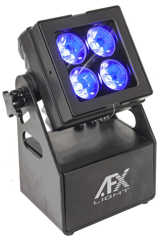 Image of   AFX Udendørs Batteri Projektor