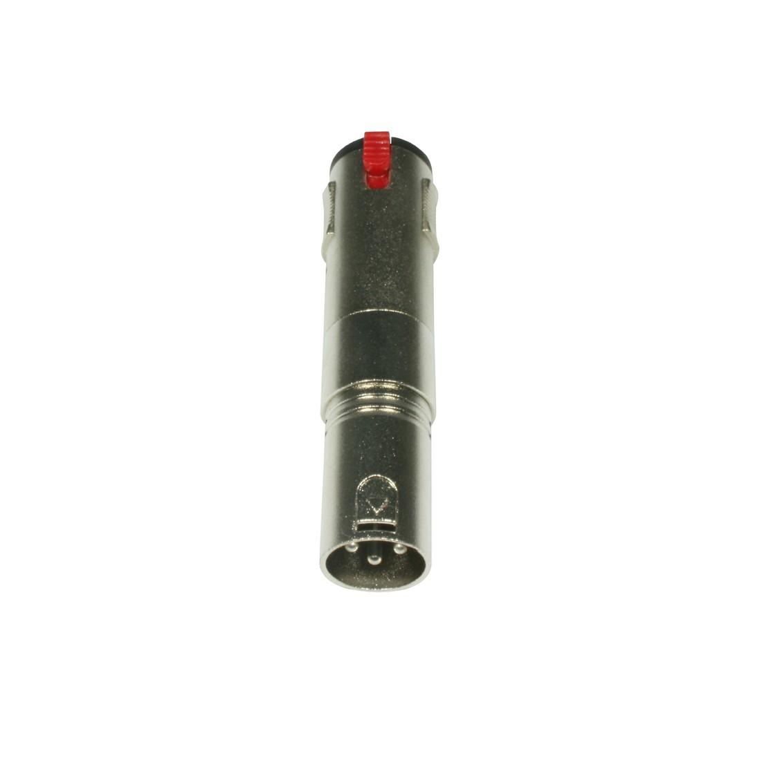 Image of   Accu-Cable AC-A-XM3/J6M XLR 3pol M-Jack 6,3 stereo