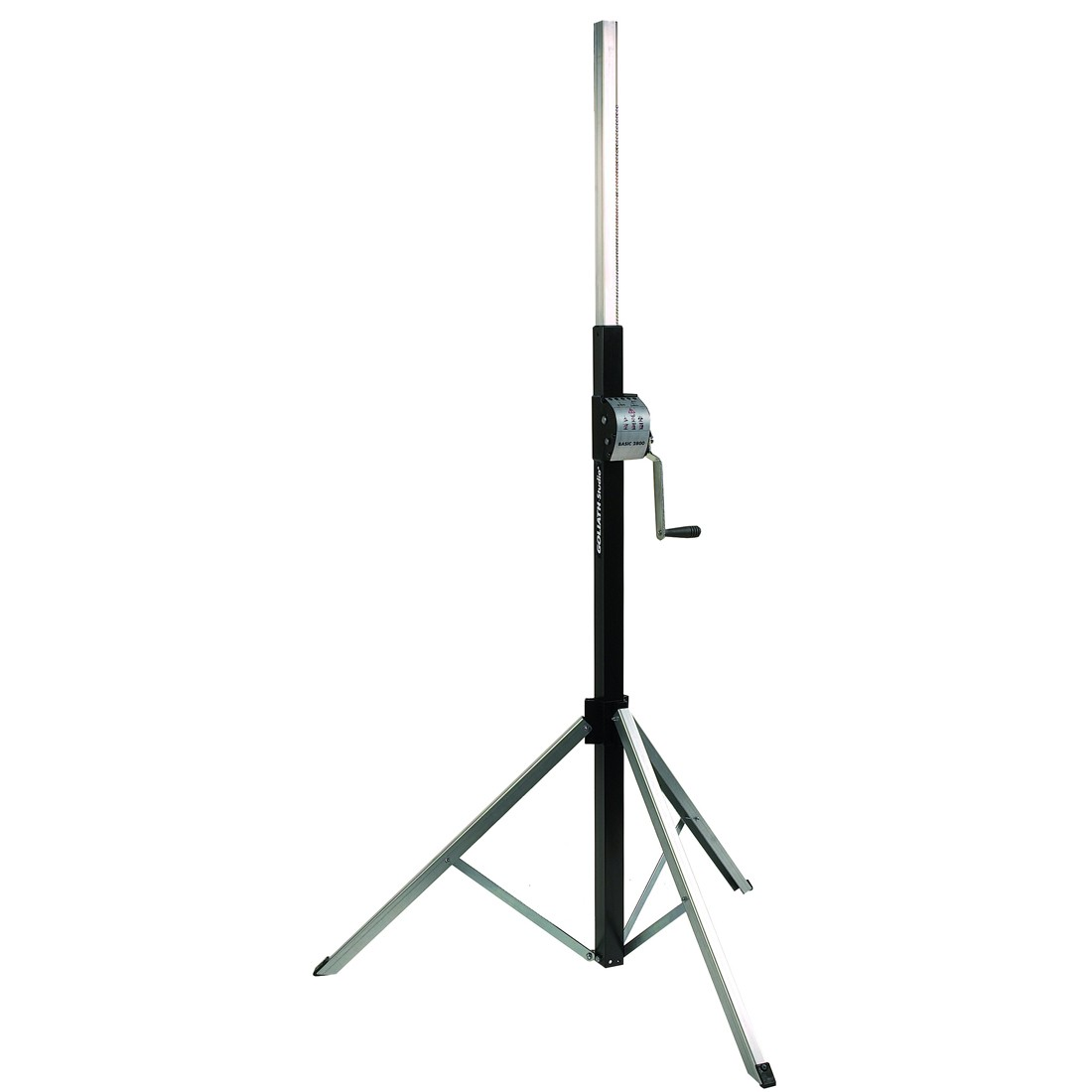 DuraTruss DT ST-2800B Wind-Up Stativ (80kg/2,8m)