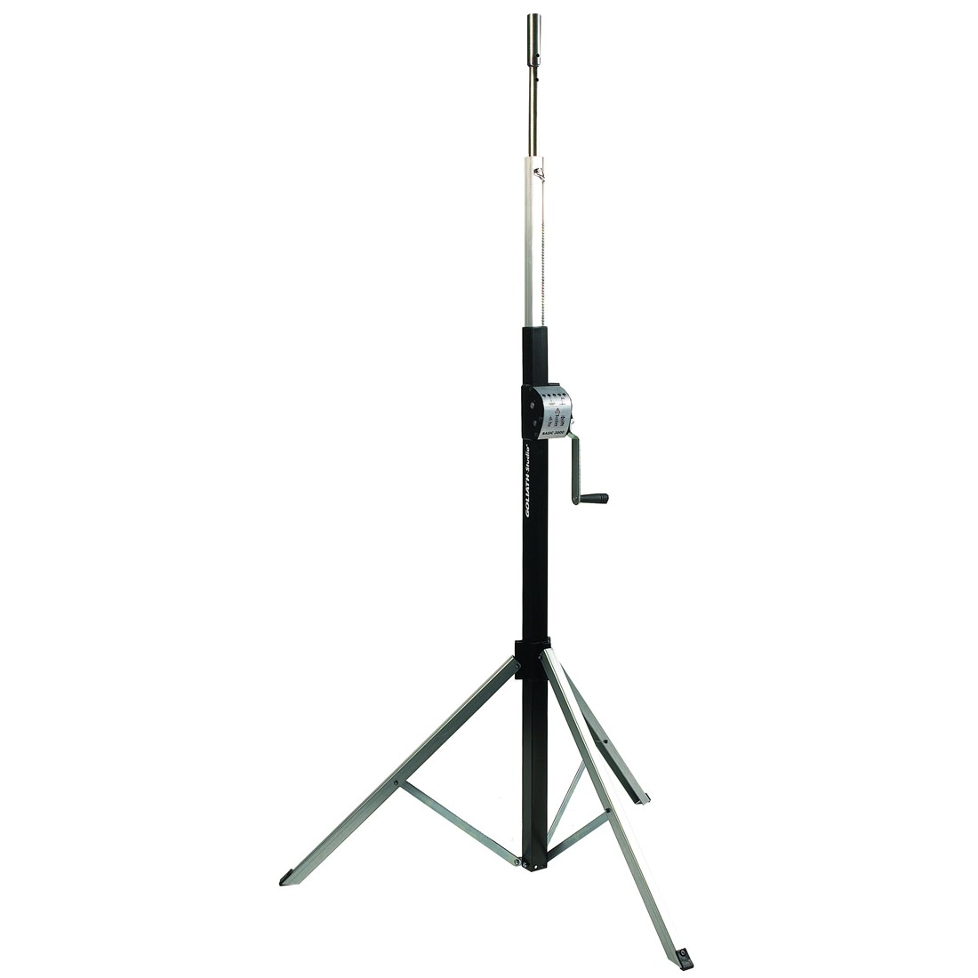 DuraTruss DT ST-3800B Wind-Up Stativ (80kg/3,8m)