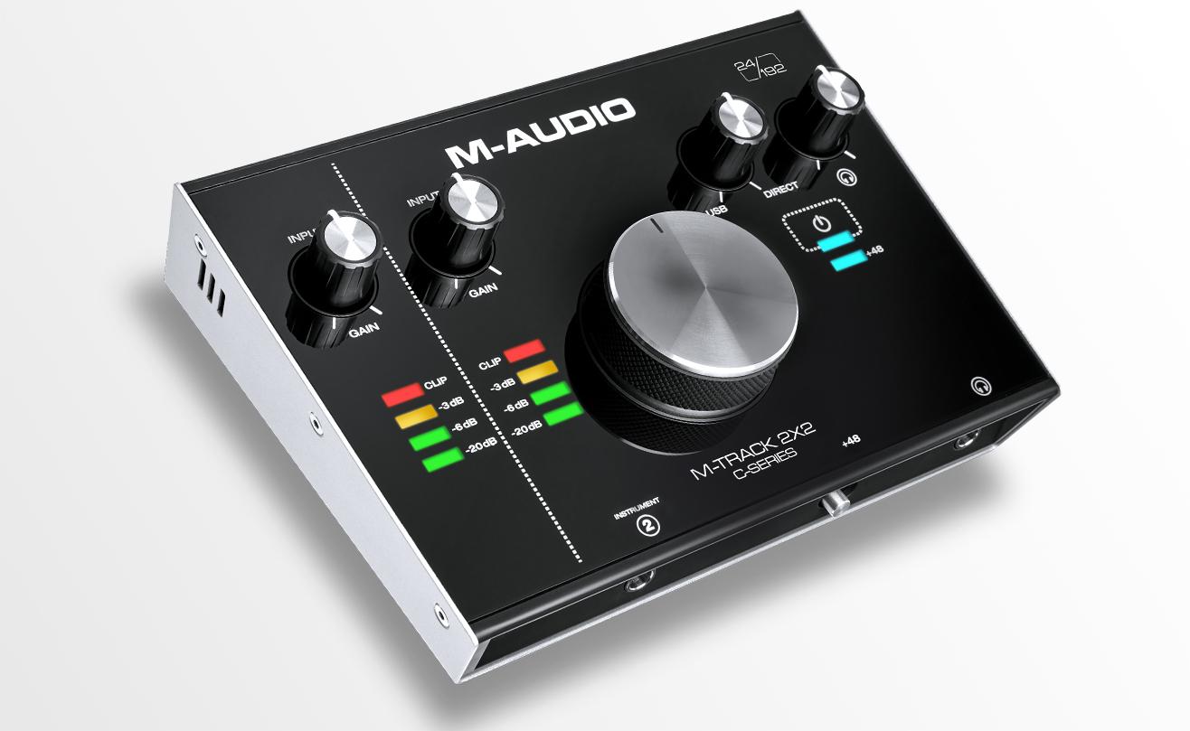 Image of   M-Audio M-TRACK 2X2