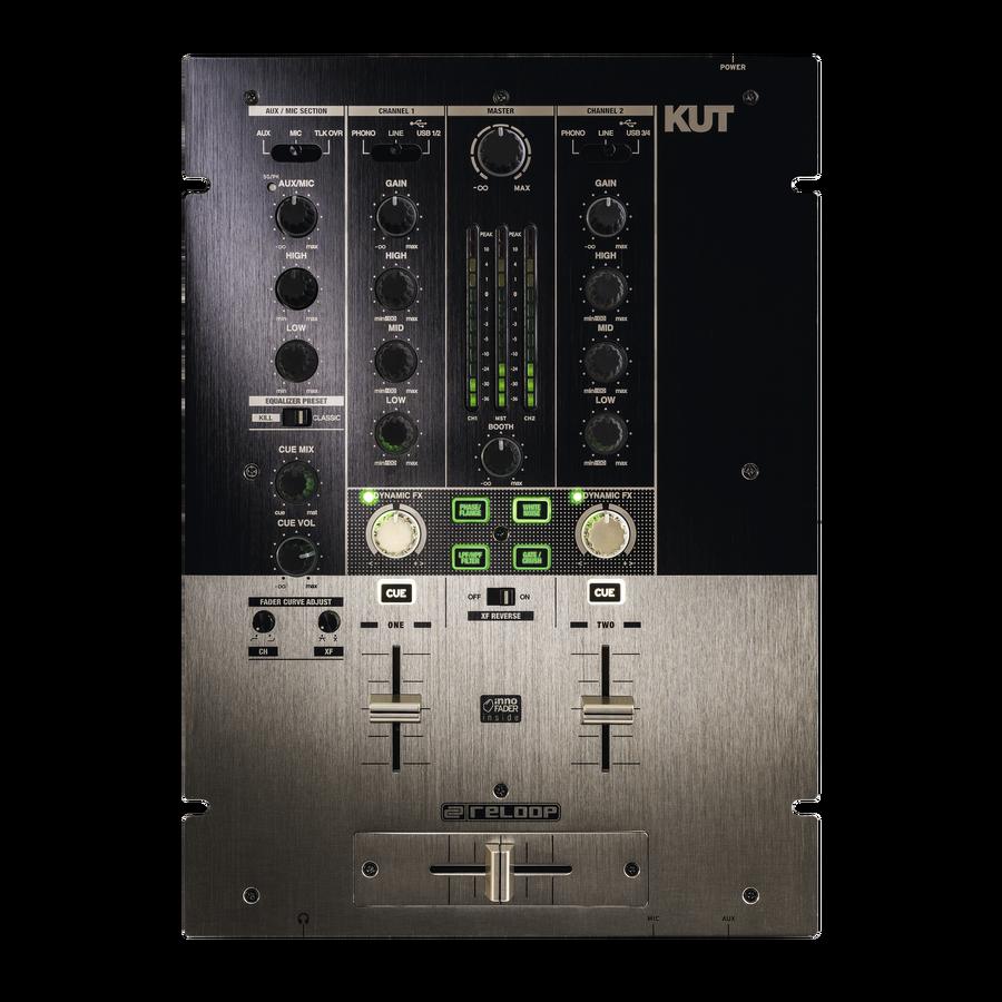 Reloop KUT DJ mixer