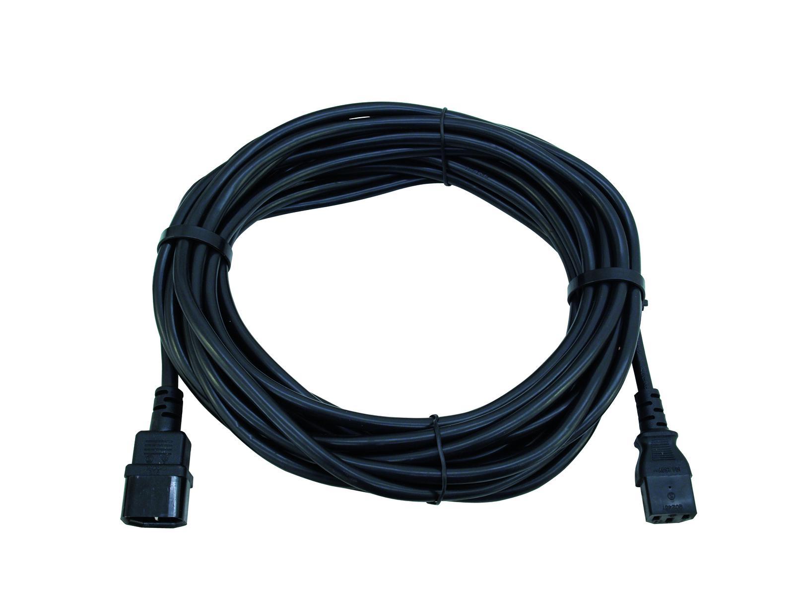 Image of   IEC Forlængerkabel 10 meter