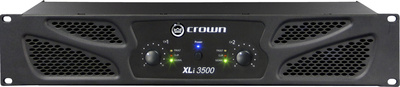 Crown XLi3500 Forstærker 2 x 1.000 Watt 8 Ohm