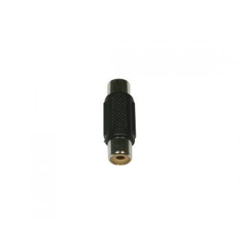 Billede af Accu Cable AC-A-RF/RF RCA F - RCA F adapter