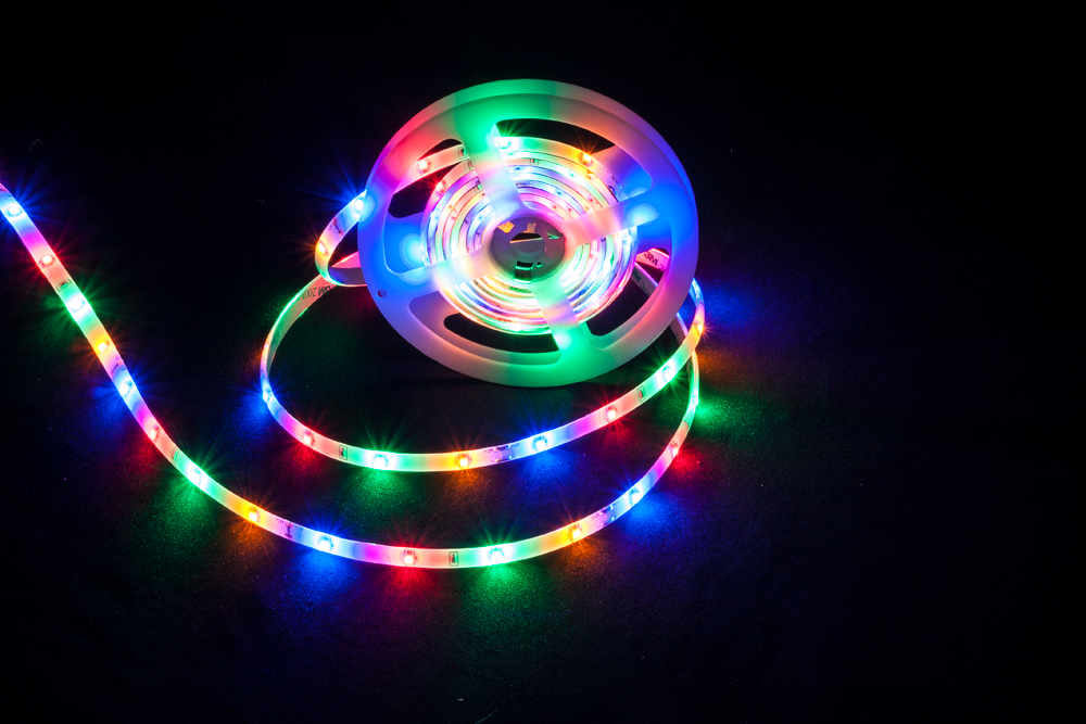 Image of   LED strip 3 Meter Hvid