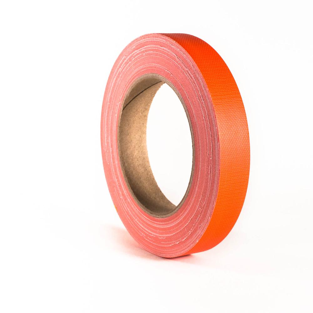 Image of   Neon Gaffa Tape 19 mm x 25 m Neon Orange