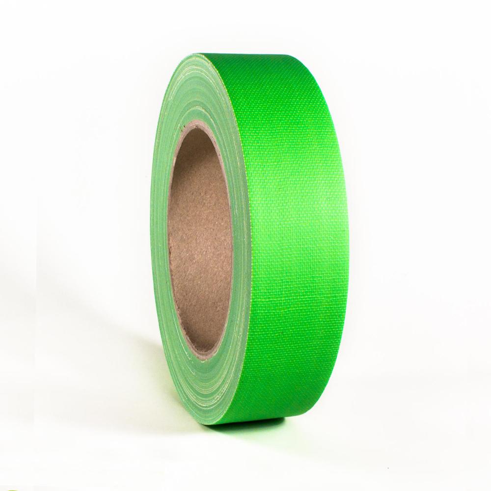 Image of   Neon Gaffa Tape 38 mm x 25 m Neon Grøn