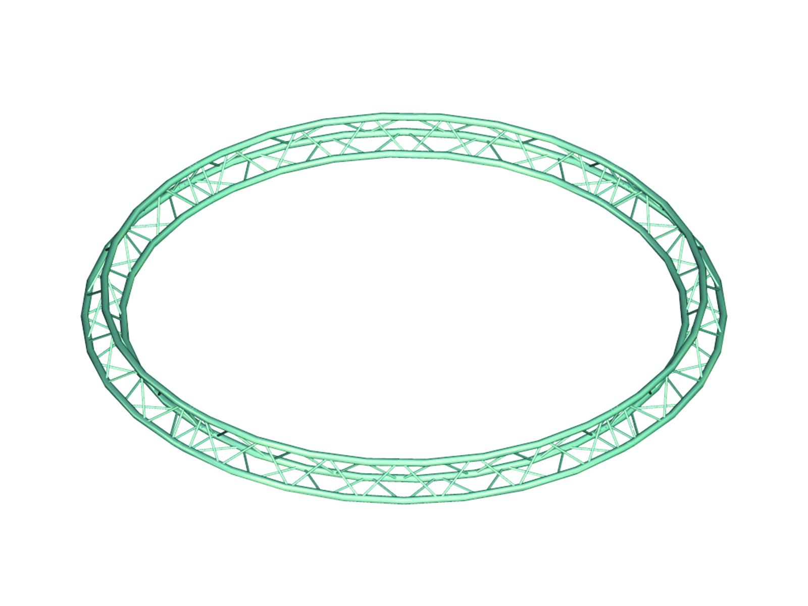 Image of   Alutruss DECOLOCK DQ-3 circle d=6m(inside) /\