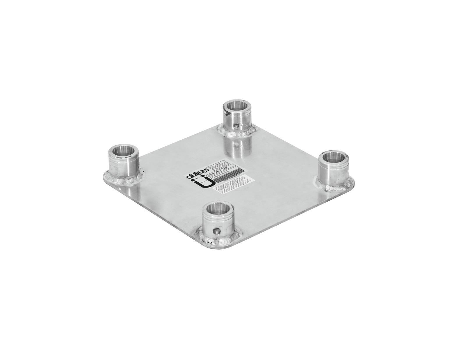 Image of   Alutruss QUADLOCK end plate QQGP