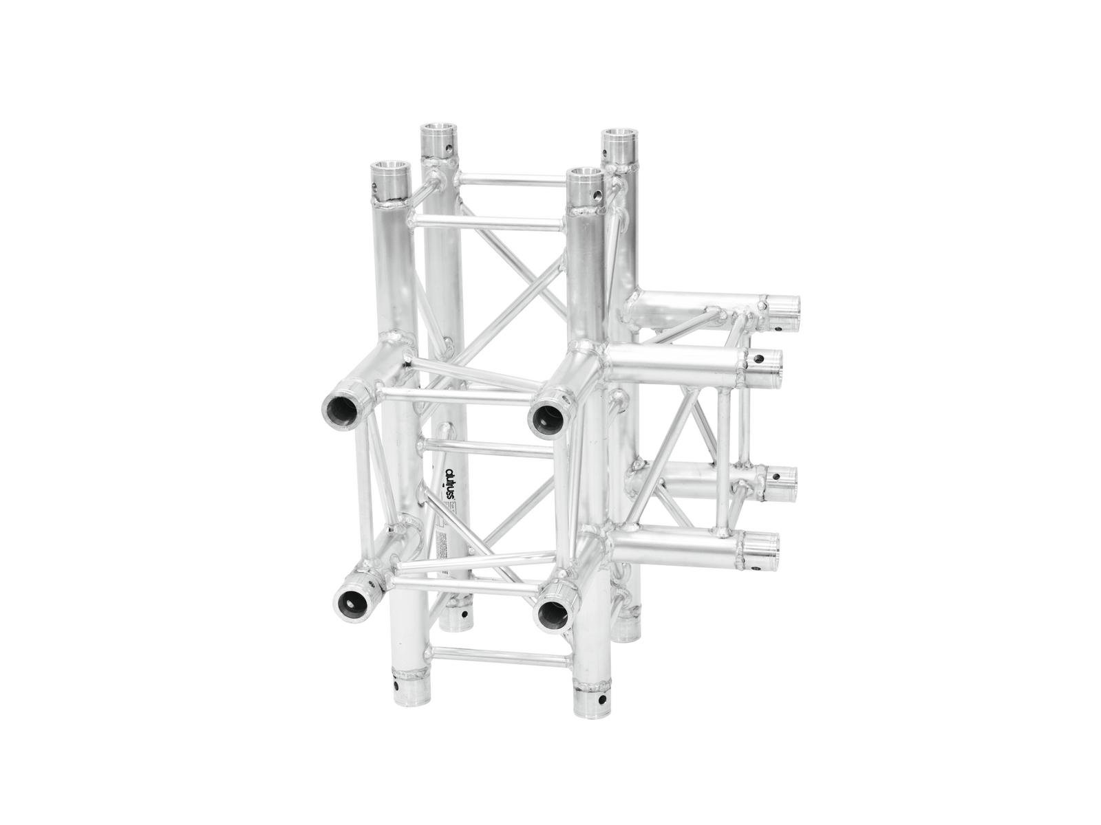 Image of   Alutruss QUADLOCK 6082T-42 4-way t-piece
