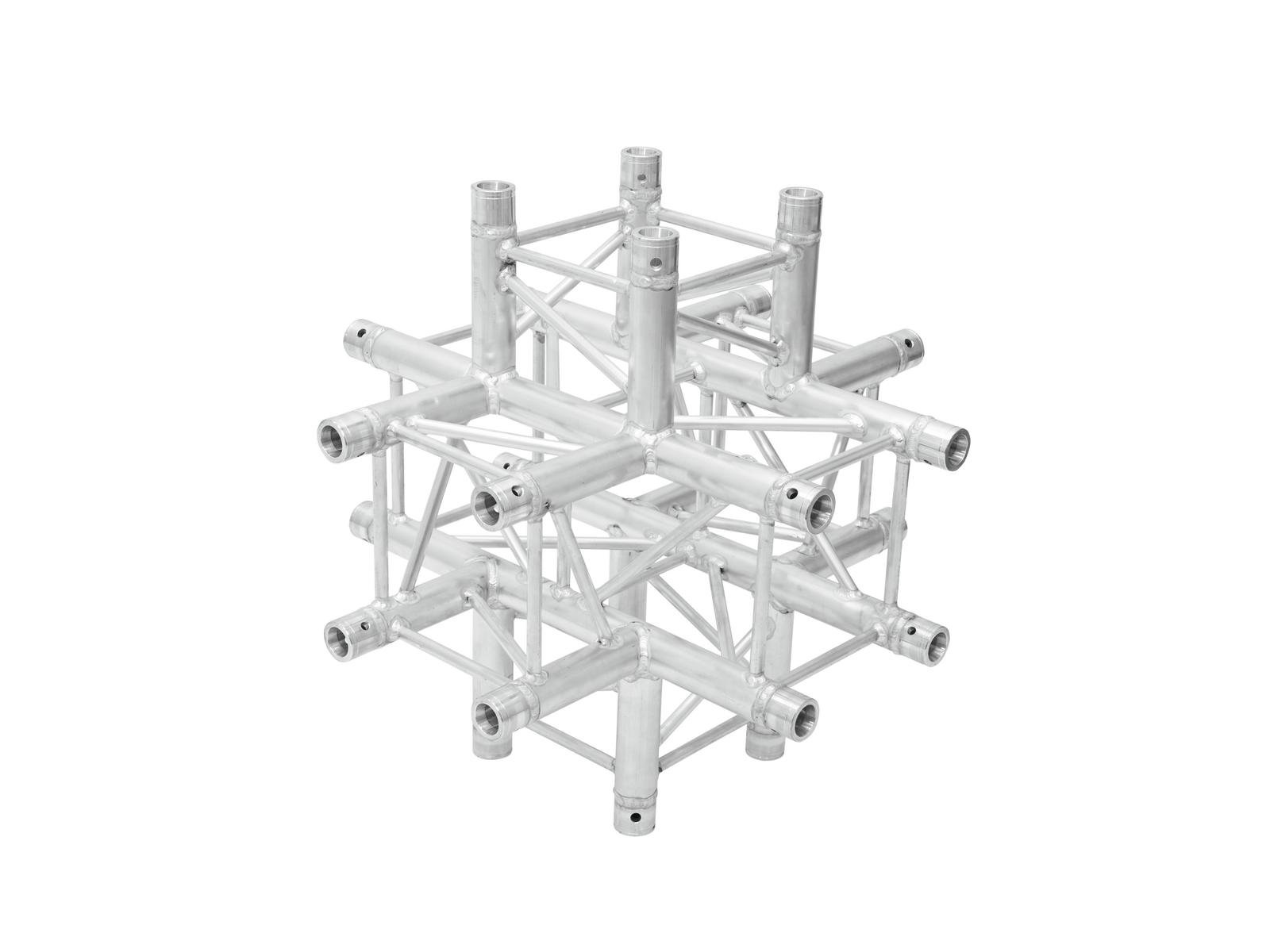 Image of   Alutruss QUADLOCK 6082C-61 6-way cross piece