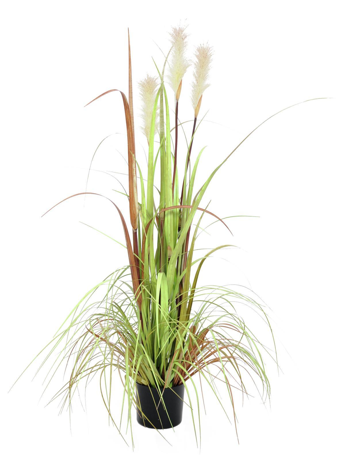 Billede af Kunstig Wild growth, 120cm