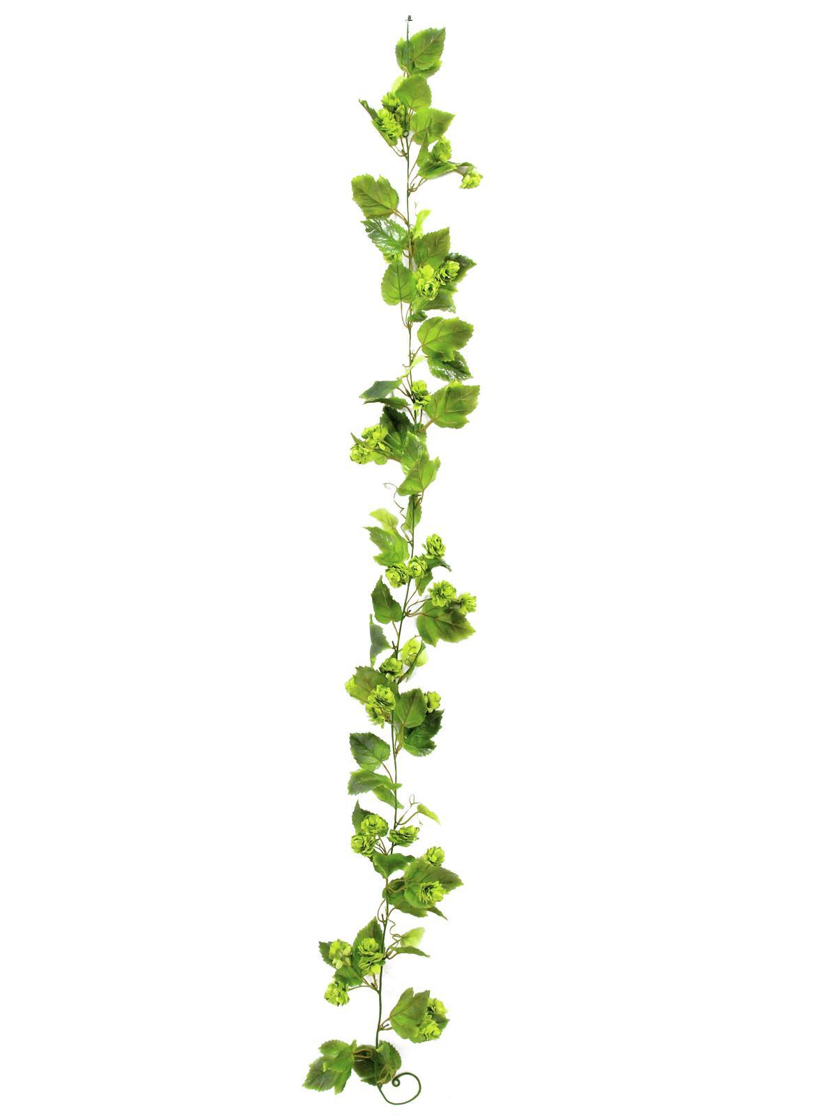 Kunstig  Blomster Krans 170cm