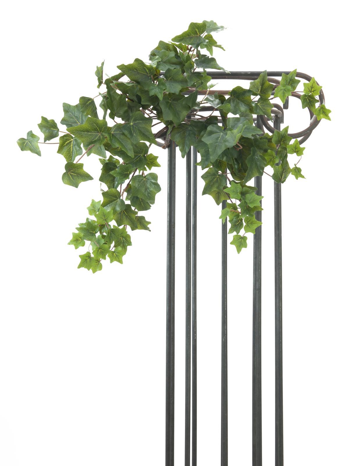 Kunstig  Efeu Guirlande Præget Grøn 45cm
