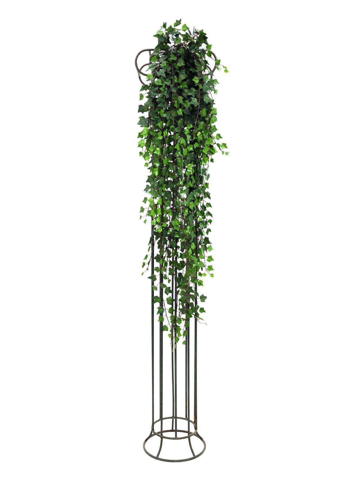 Kunstig  Deluxe Efeu Slyngtråd Grøn 160cm