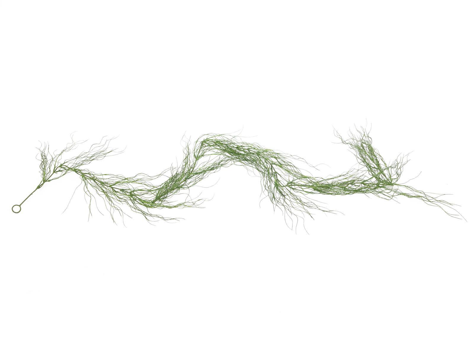 Billede af Kunstig Grass garland, green 80cm