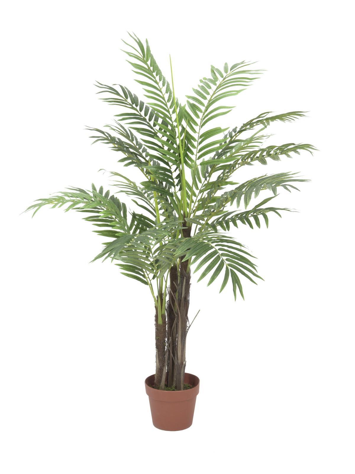 Image of   Kunstig Phoenix palm tree, 120cm