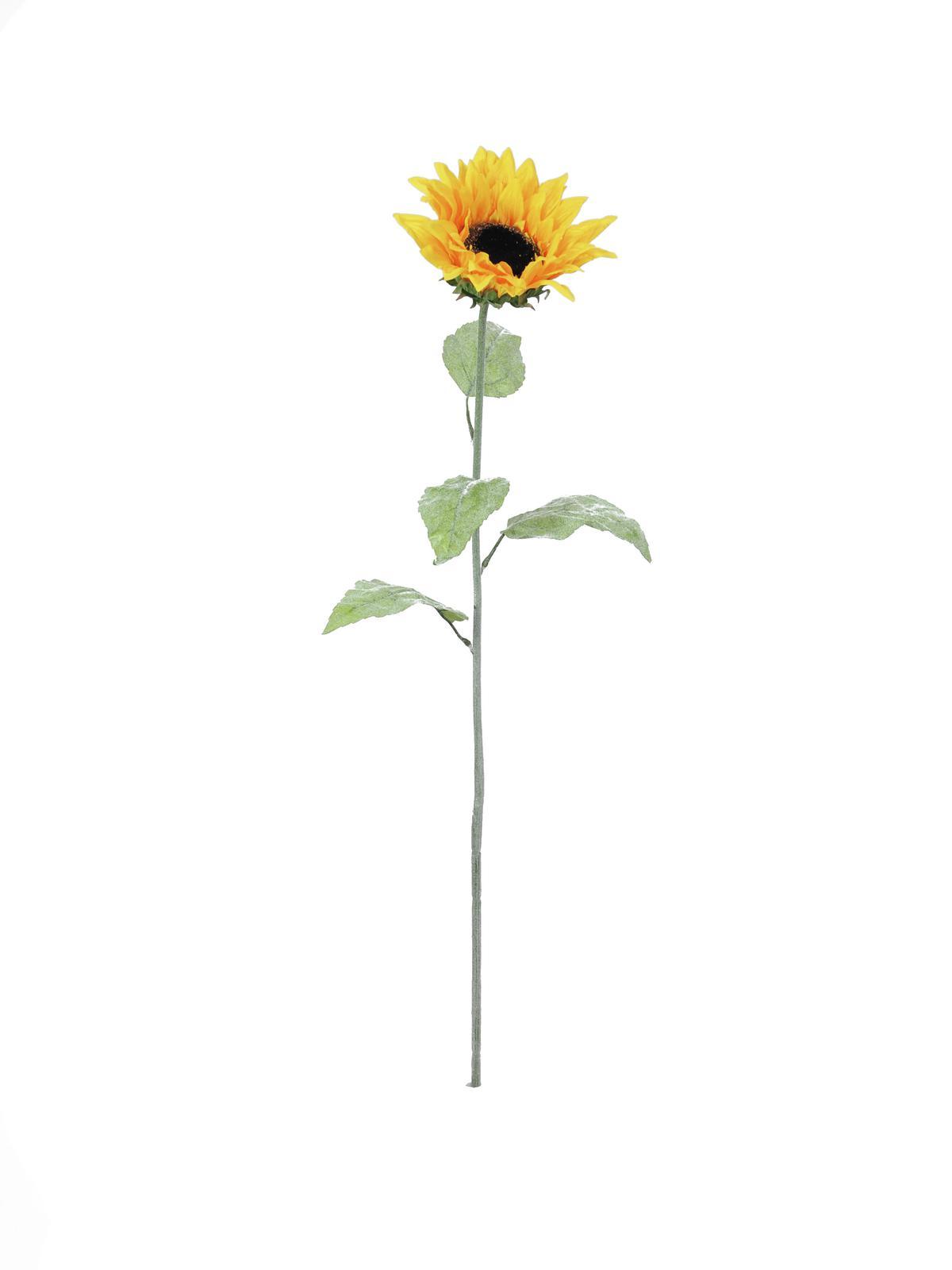 Kunstig  Solsikke 110cm