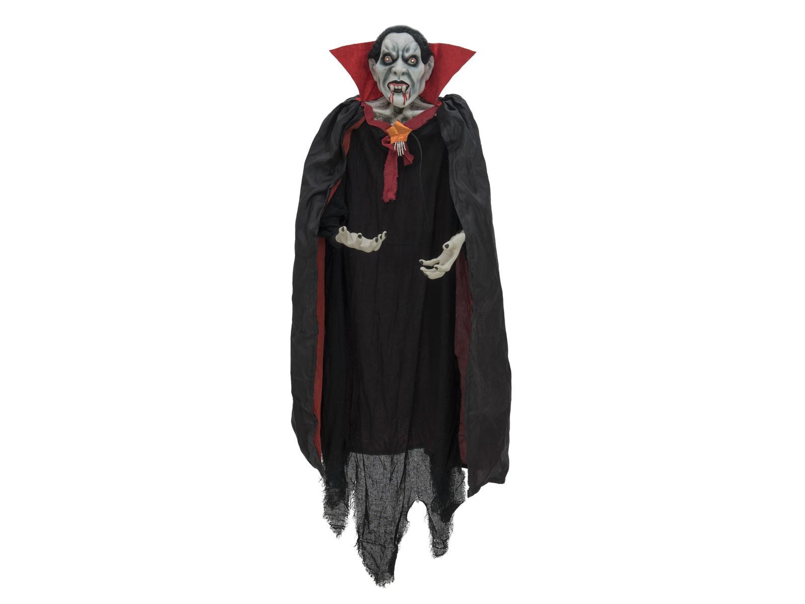 Image of   Halloween animeret Vampyr, hængende, 170 cm