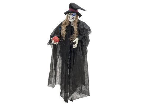 Image of   Halloween Witch, black, 170cm