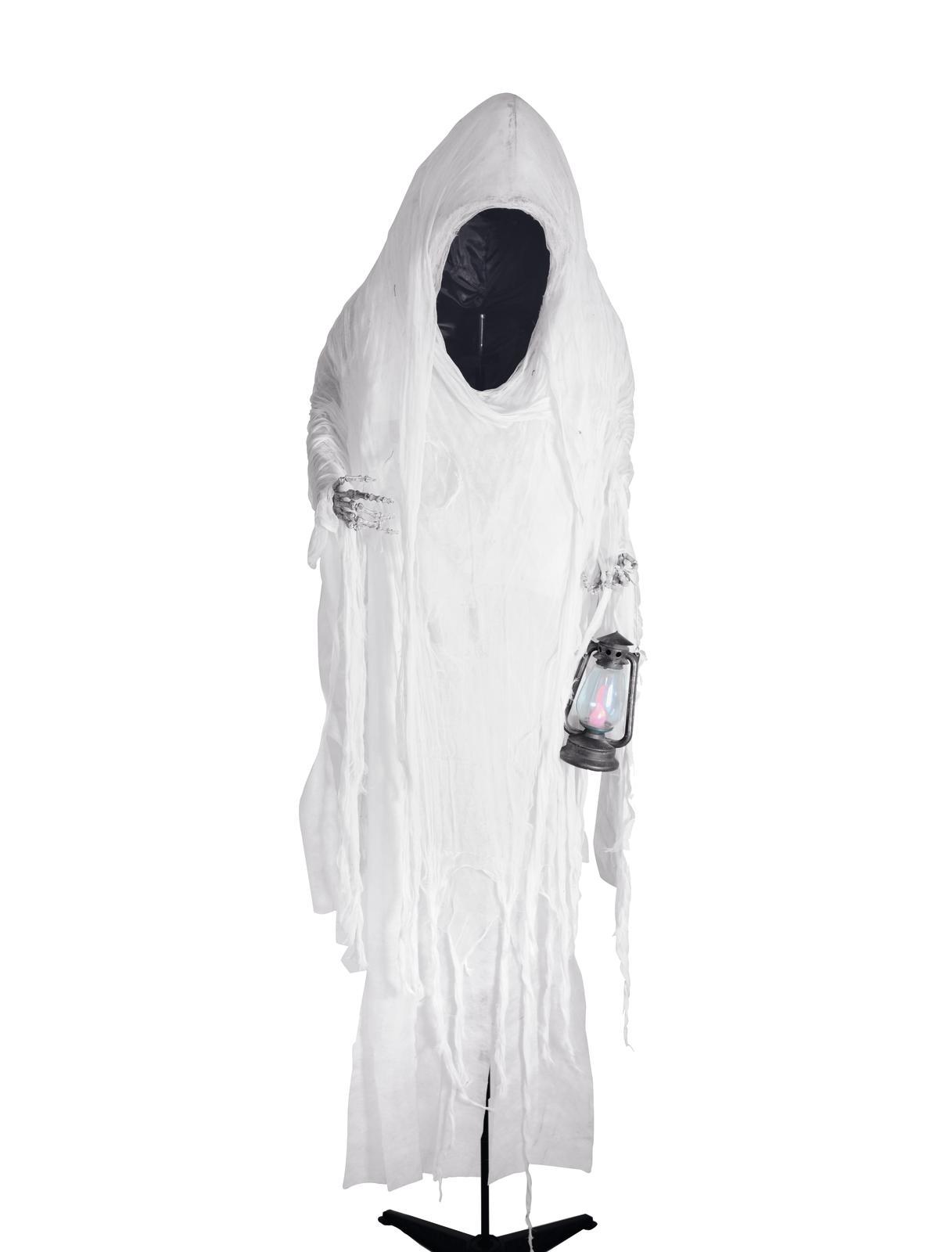Image of   Halloween den ansigtsløse kvinde, 170 cm