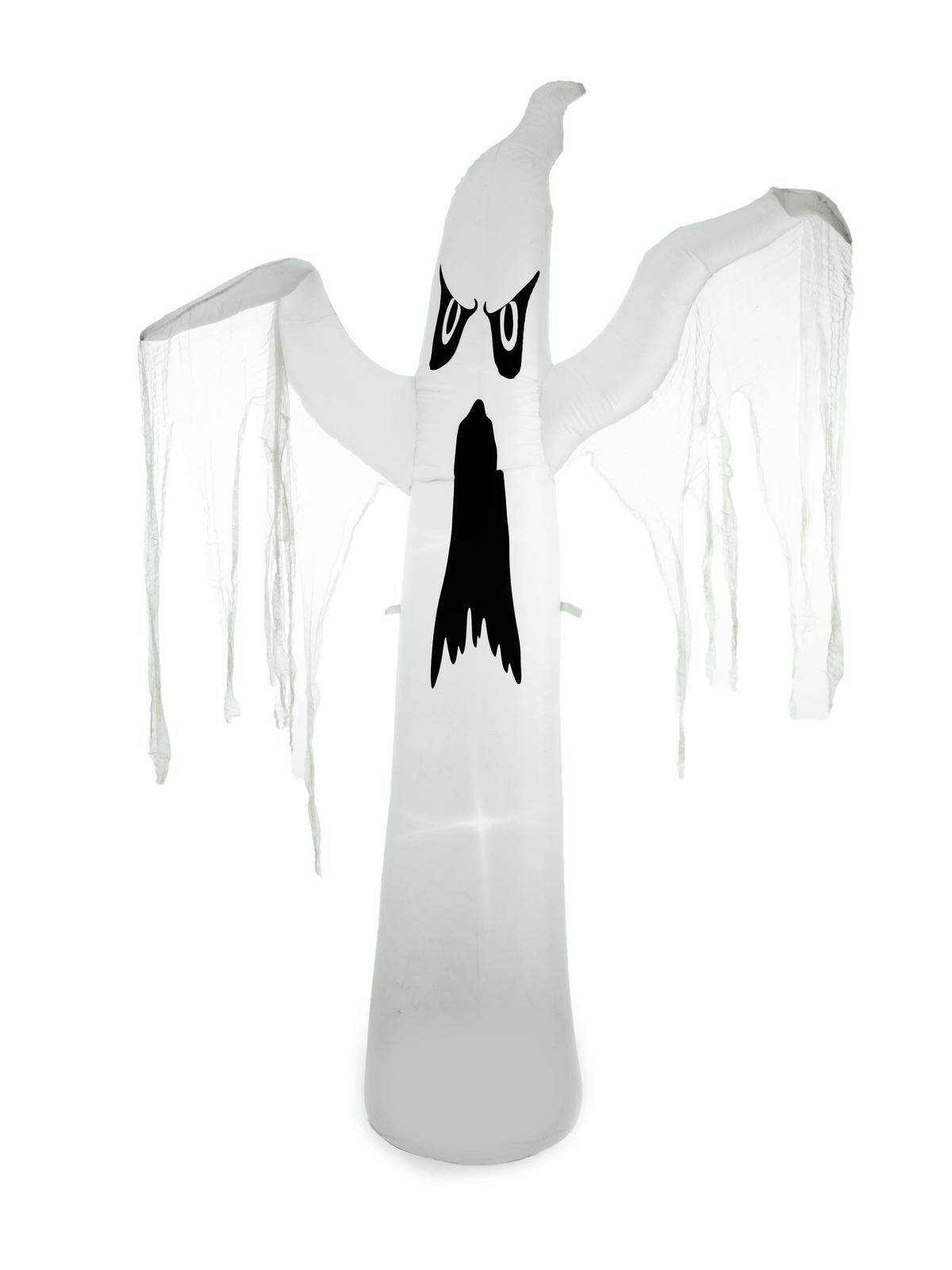 Image of   Halloween oppustelig spøgelse, 225 cm