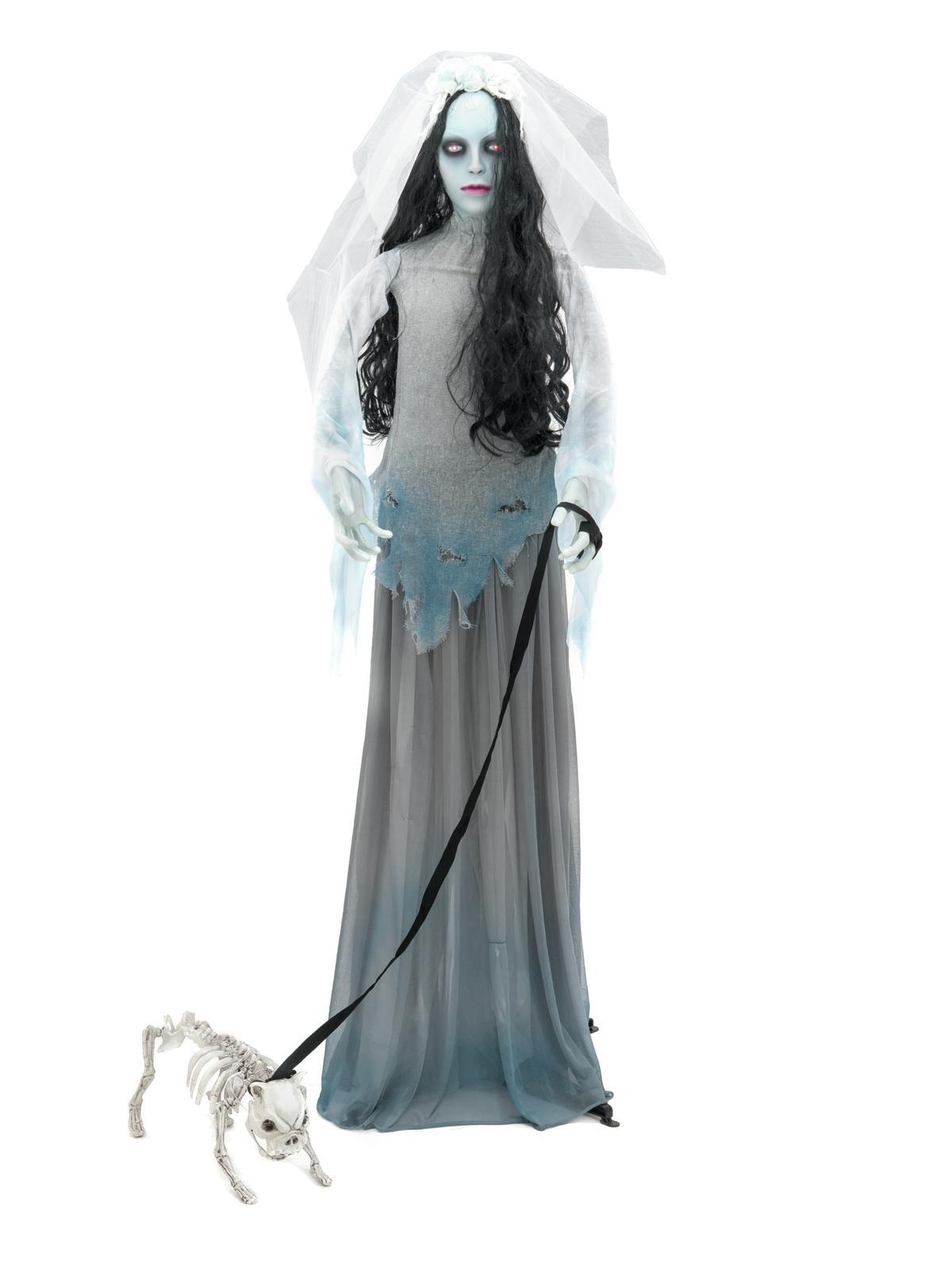 Image of   Halloween Luzifini, dødens brud