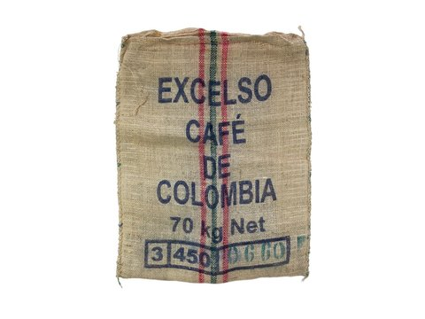 Image of   Coffee Sack, used, sorted