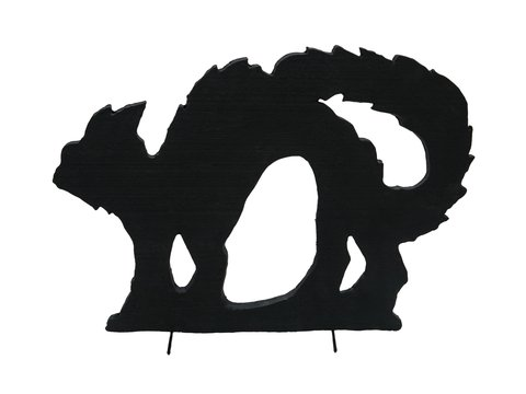 Image of   Silhouette Cat, 63cm