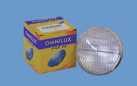 Image of   OMNILUX DWE PAR-36 G-53 120V/650W WFL 100h