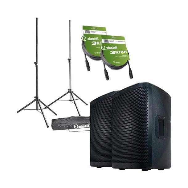Image of   American Audio CPX 12A højttalersæt