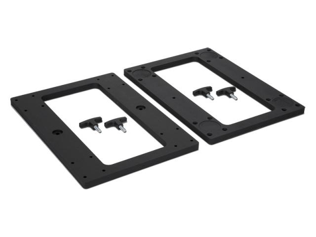 RCF transportplade-sæt (2stk) ex.hjul til 4PRO8003