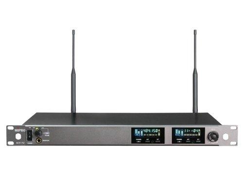 Mipro wideband modtager 2-kanals frekv. 718-790MHz