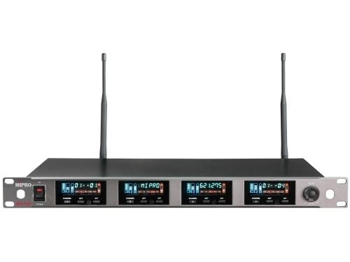 Mipro ACT747 4 kanals modtager frekv 8S (823-831)