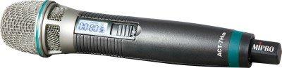 Mipro håndsender 662-698 MHz, metal