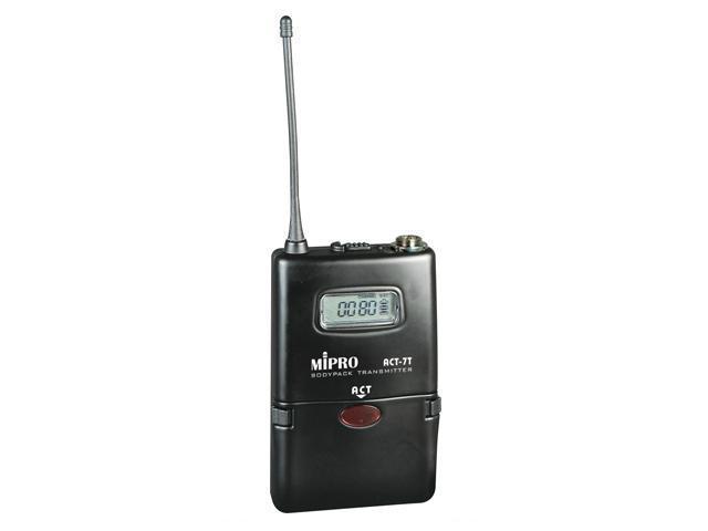 Mipro lommesender 662-698 MHz, metal