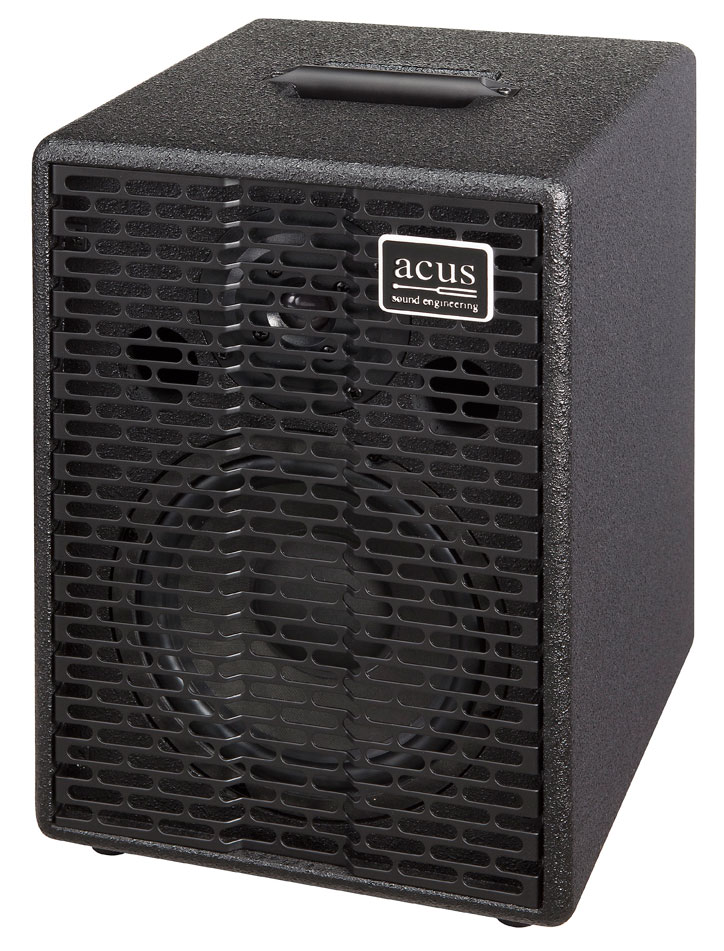 Image of   Acus One 8 Extension Aktiv højttaler 200W, Sort