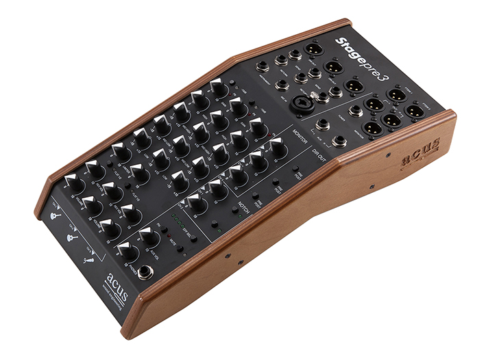Image of   Acus StagePre 3 mixer