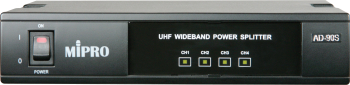 Mipro AD90S UHF wideband high power antenne splitter