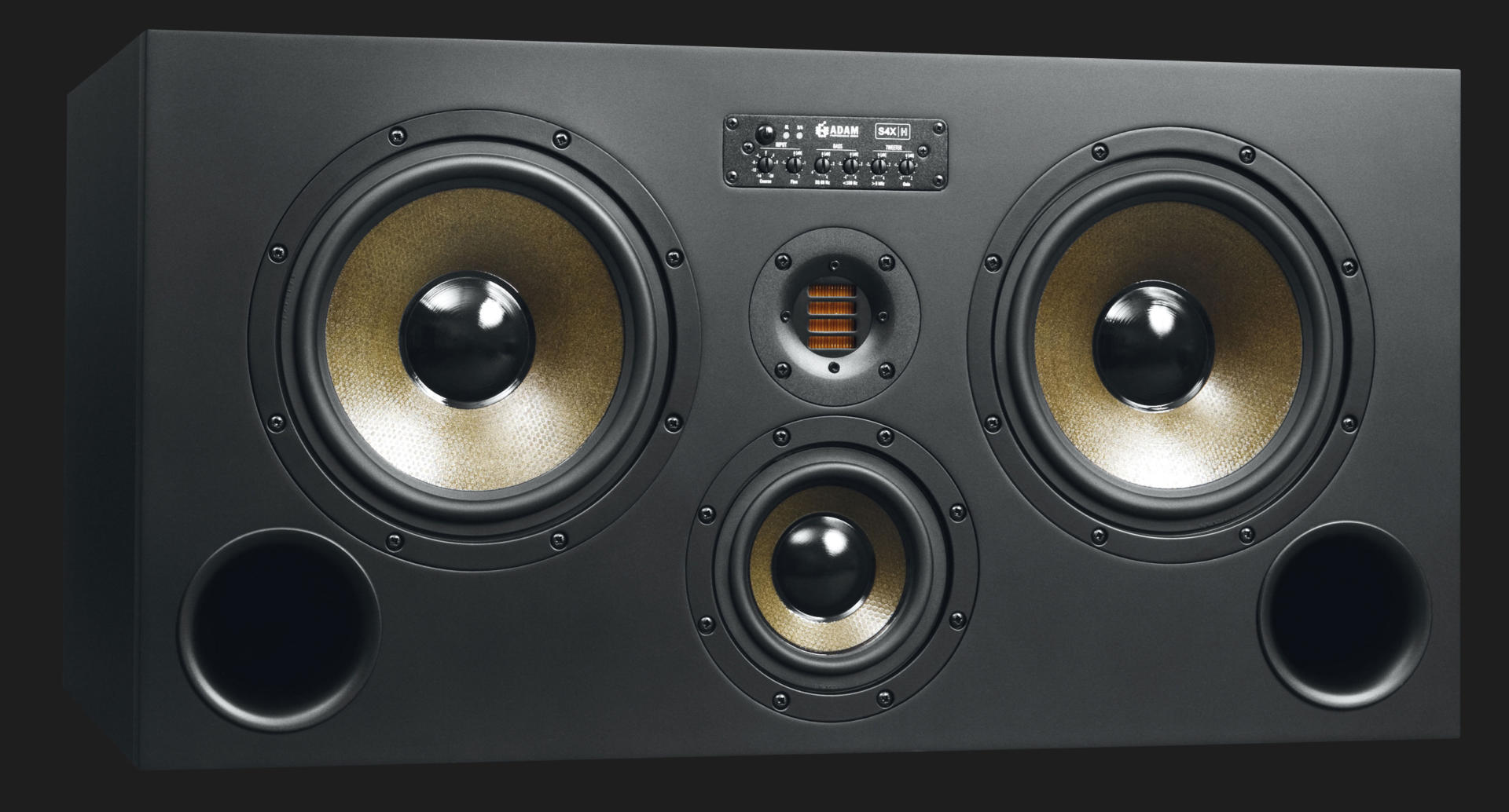"Billede af ADAM S4X-H - Midfield Monitor,3-way system, 2x9"" woofer"