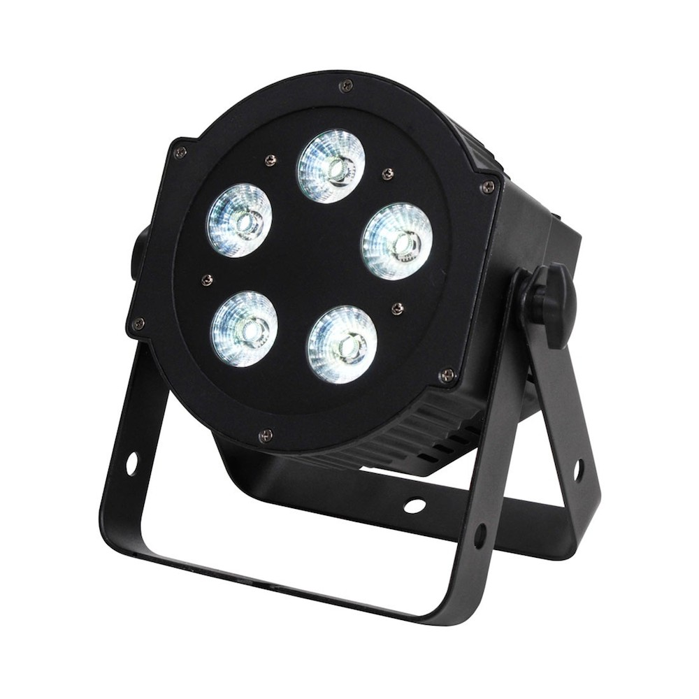 Image of   ADJ 5P HEX - LED lampe med UV